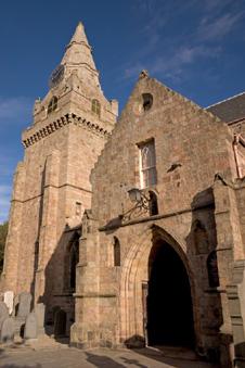 St Macher cathedral, Aberdeen, Scotland