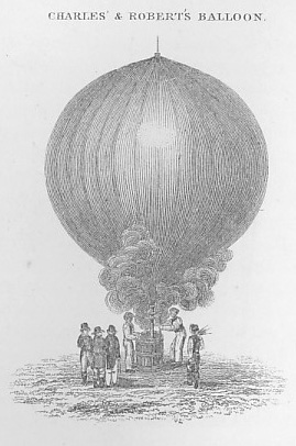 Robert and Charles Balloon image