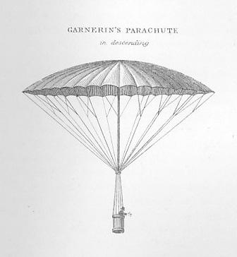 Garnerin Parachute image 2