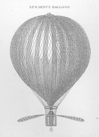 Lunardi Balloon image