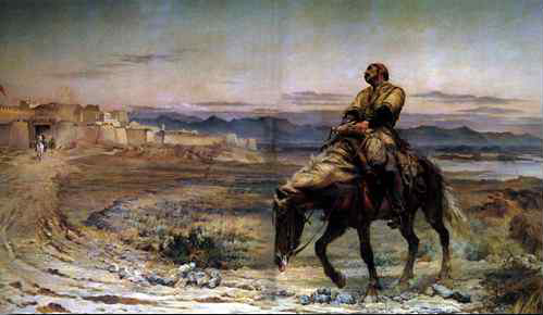 William Brydon Afghanistan 1842 image