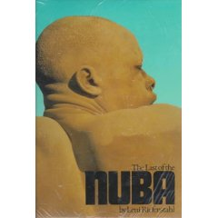 Last of the Nuba front cover