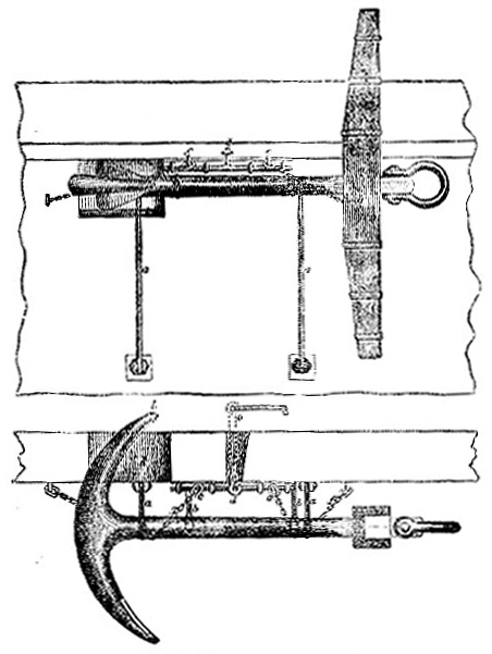 Stowing a Sheet Anchor image