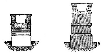 Section through Arch, Section through Pier images