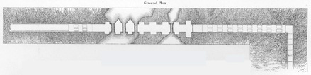Ground Plan of Pyrgos Aqueduct image