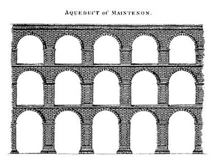 Maintenon Aqueduct image