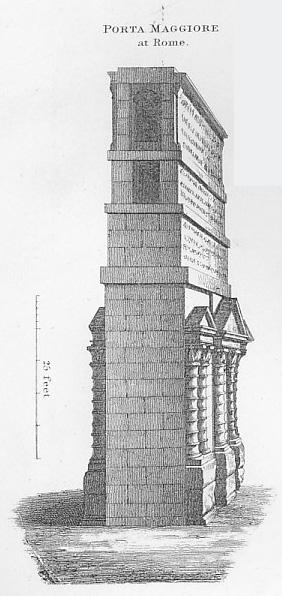 Porta Maggiore (Rome) image