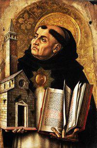 St Thomas Aquinas image
