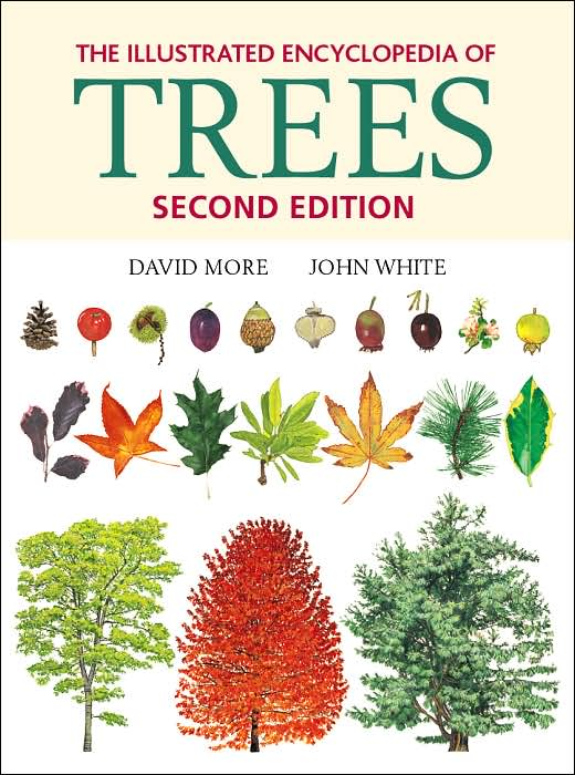 Illustrated Encyclopedia of Trees cover