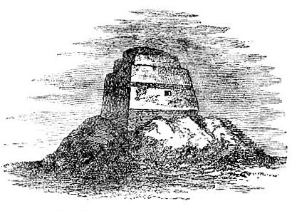 Pyramid of Meydoum image