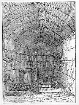 Sepulchral Chamber, Third Pyramid image