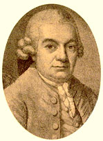 Carl Philipp Emanuel Bach image