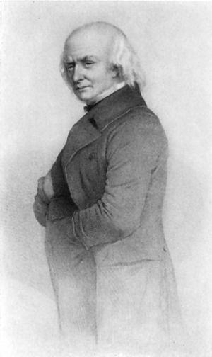 Pierre Jean de Béranger image