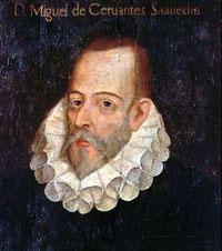 Miguel de Cervantes image
