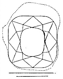 The Pitt Diamond image