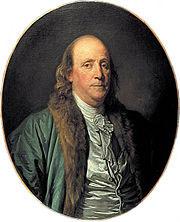 Benjamin Franklin image