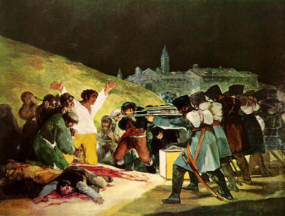 The Third of May 1808 (Goya) image