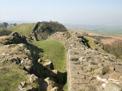 Hadrian's Wall (Wall of Hadrian)