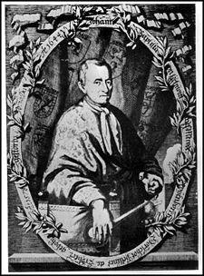 Jean Baptiste van Helmont image