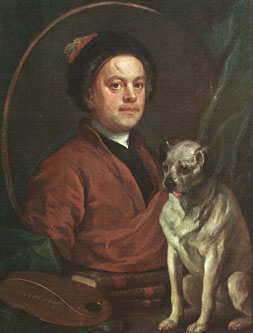 William Hogarth image