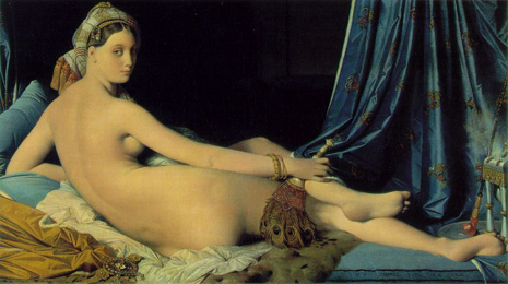 Grand Odalisque (Ingres) image