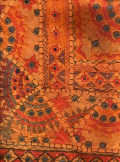 Kashmir fabric image