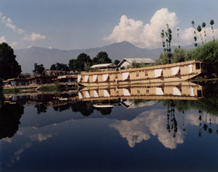 Houseboat, Srinagar, Kashmir image