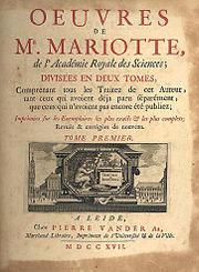 Edme Mariotte image