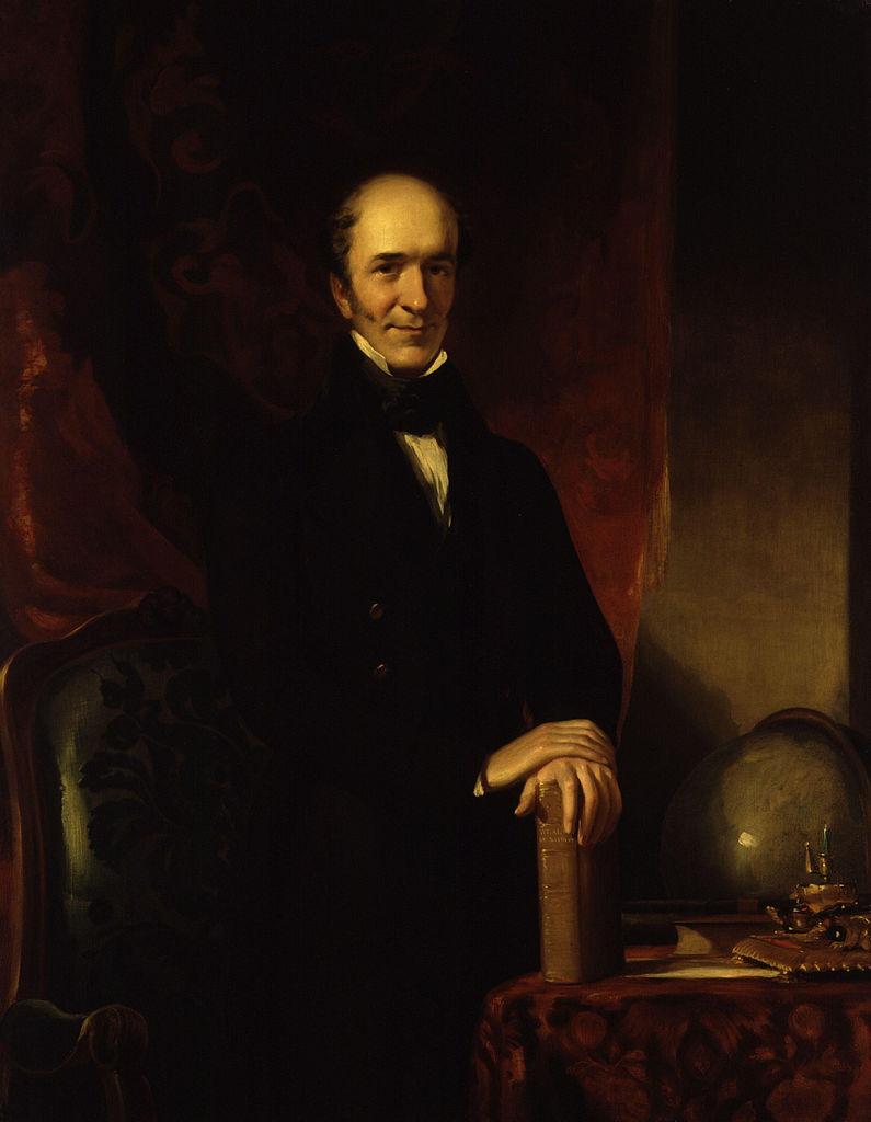 John Ramsey McCulloch (painting)