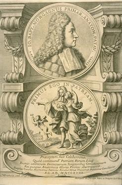 Giovanni Battista Morgagni image
