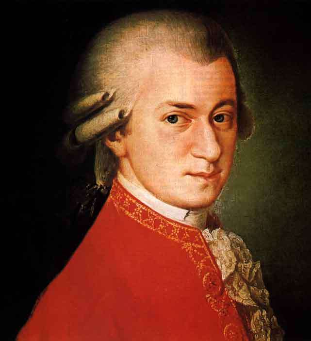 Works And Compositions Of Wolfgang Amadeus Mozart