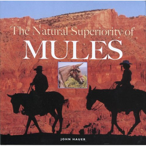 Natural Superiority of Mules cover