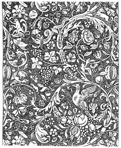 Italian stamped leather (16th C.) image