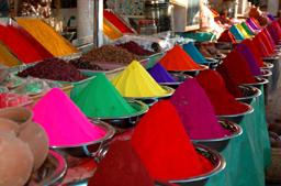 Mysore, India, city market image