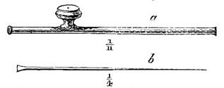 Opium smoking apparatus - figs 3a, 3b