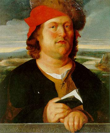 Paracelsus (c. 1493-1541), Swiss physician and alchemist