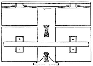 Fish-belly rail, 1820-30 image