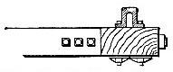 Bridge rail on Great Western Railway (image)