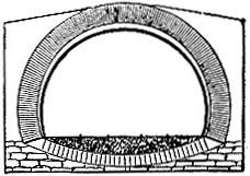 Tunnel under the Mound, Edinburgh (image)