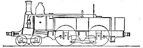 Tank Locomotive: Metropolitan Railway (London) image