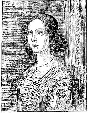 Portrait of head, by Ghirlandaio