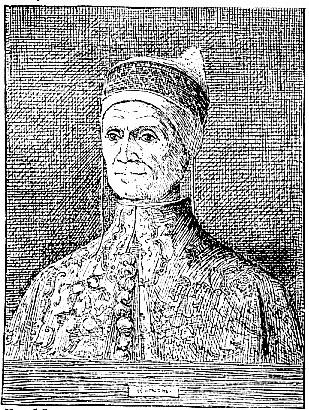 Portrait of Doge Loredano, by Bellini