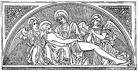 Pietà, by Francia