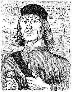 Portrait of a Venetian Senator, by Andrea Solario