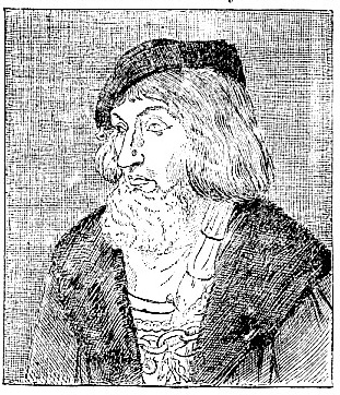 Portrait of a Senator, by Albert Dürer
