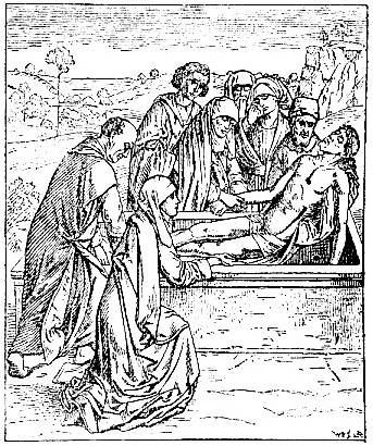 The Entombment of Christ, by Van der Weyden the elder