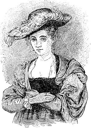 "Portrait by Rubens, known as the ""Chapeau de Poil"""