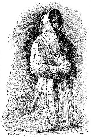 Franciscan Friar, by Zurbaran