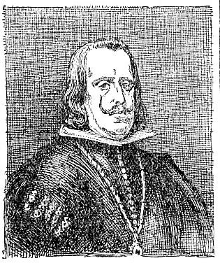 Portrait of Philip IV of Spain, by Velasquez