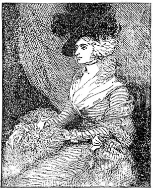 Portrait of Mrs Siddons, by Thomas Gainsborough